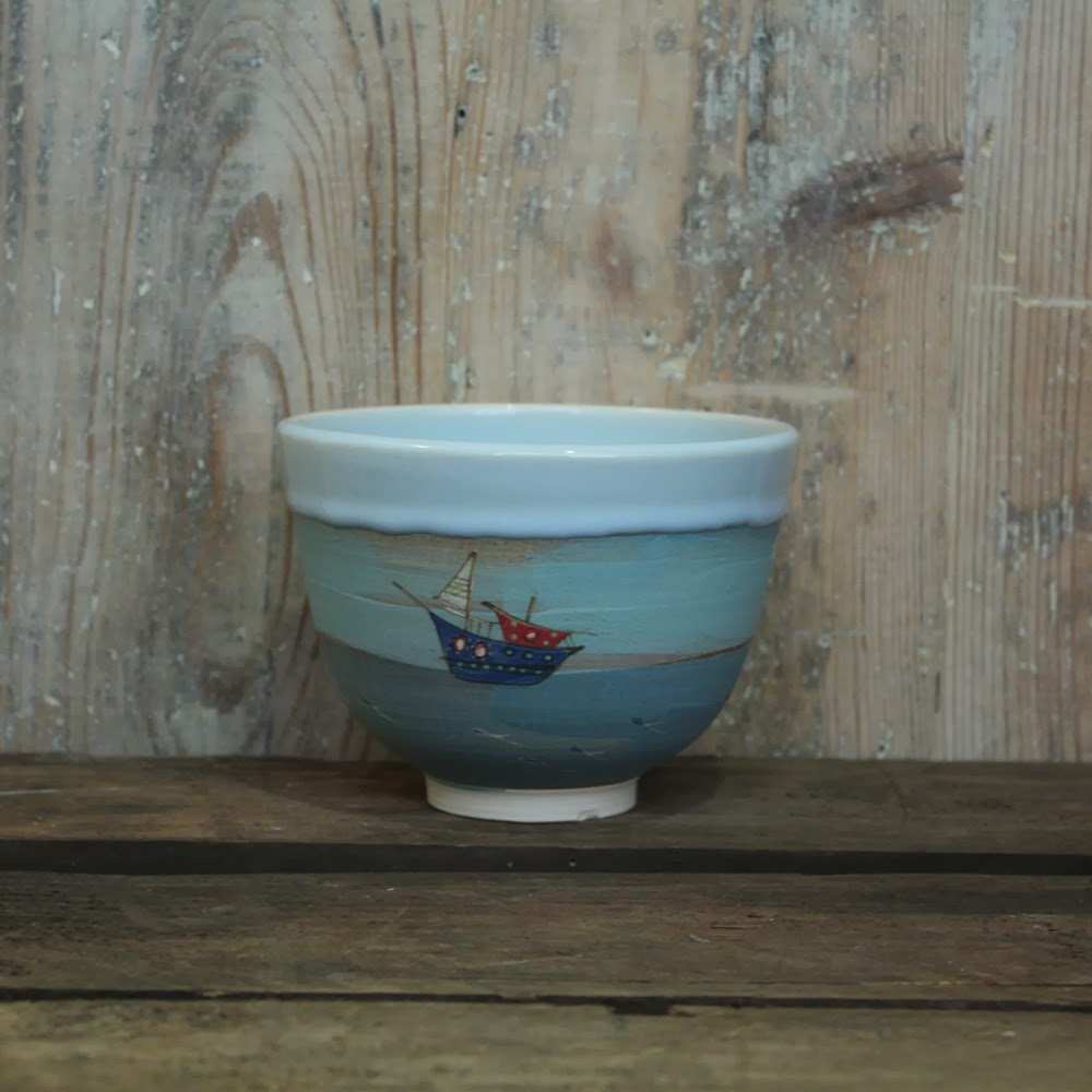 Designs By Seed Seaside Cereal Bowl