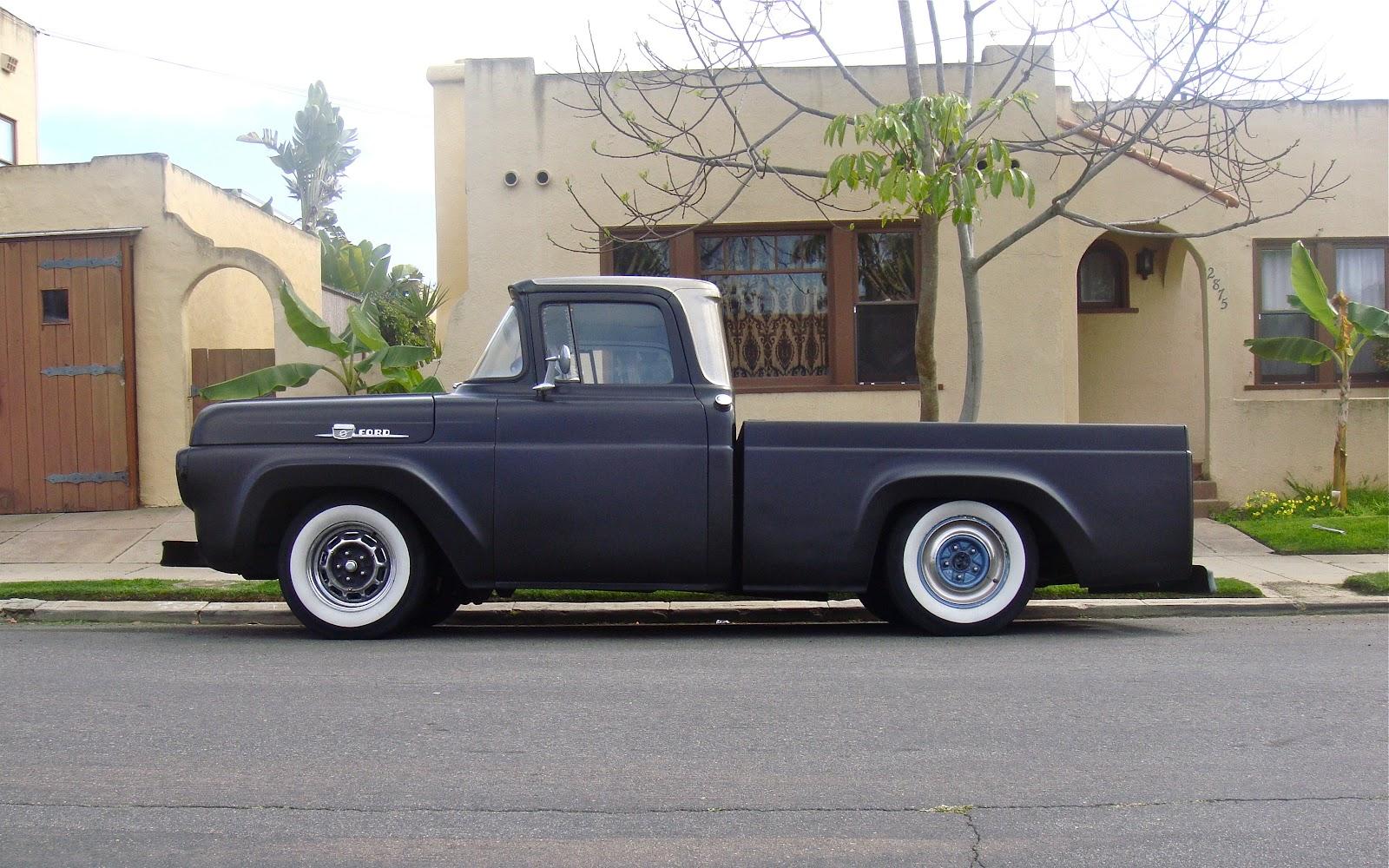 Ford F100 Rat Rod Trucks