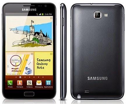 Samsung GT-N7000 Galaxy Note