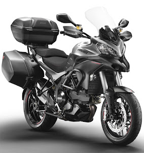 Ducati Multistrada 1200: GranTurismo, Pike's Peak & Touring Models New for 2013