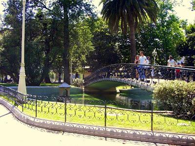 Pereda gardens in Santander