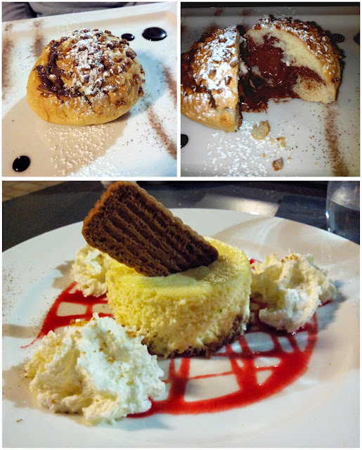 dessert, bun's, cheesecake, restaurant, Papy Mougeot, Nantes, bullelodie