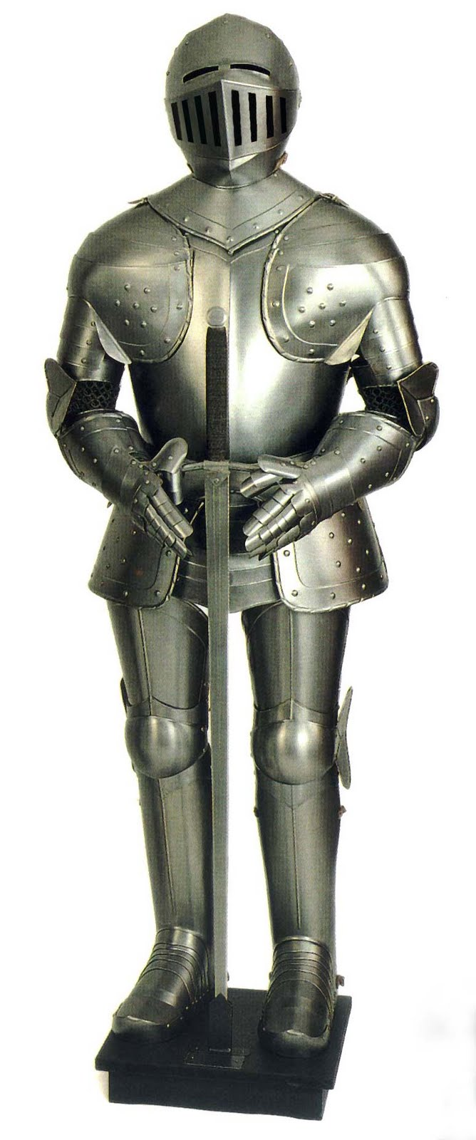Knights: The Armored Superhuman Medieval Knights Armor