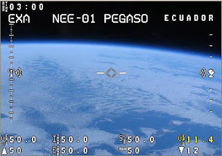 Imagenes satelite ecuatoriano pegaso son falsas