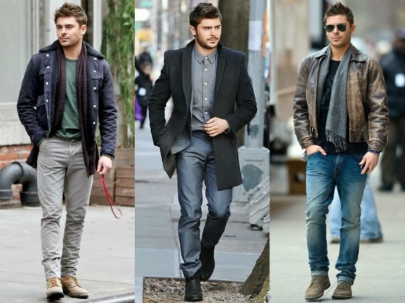 Zac efron style clothes