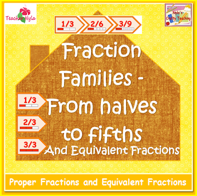 Free-Fraction-Families-and-Equivalent-Fractions-Cards