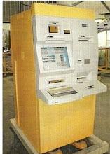 Reparamos y fabricamos cajeros automaticos de bancos ATM