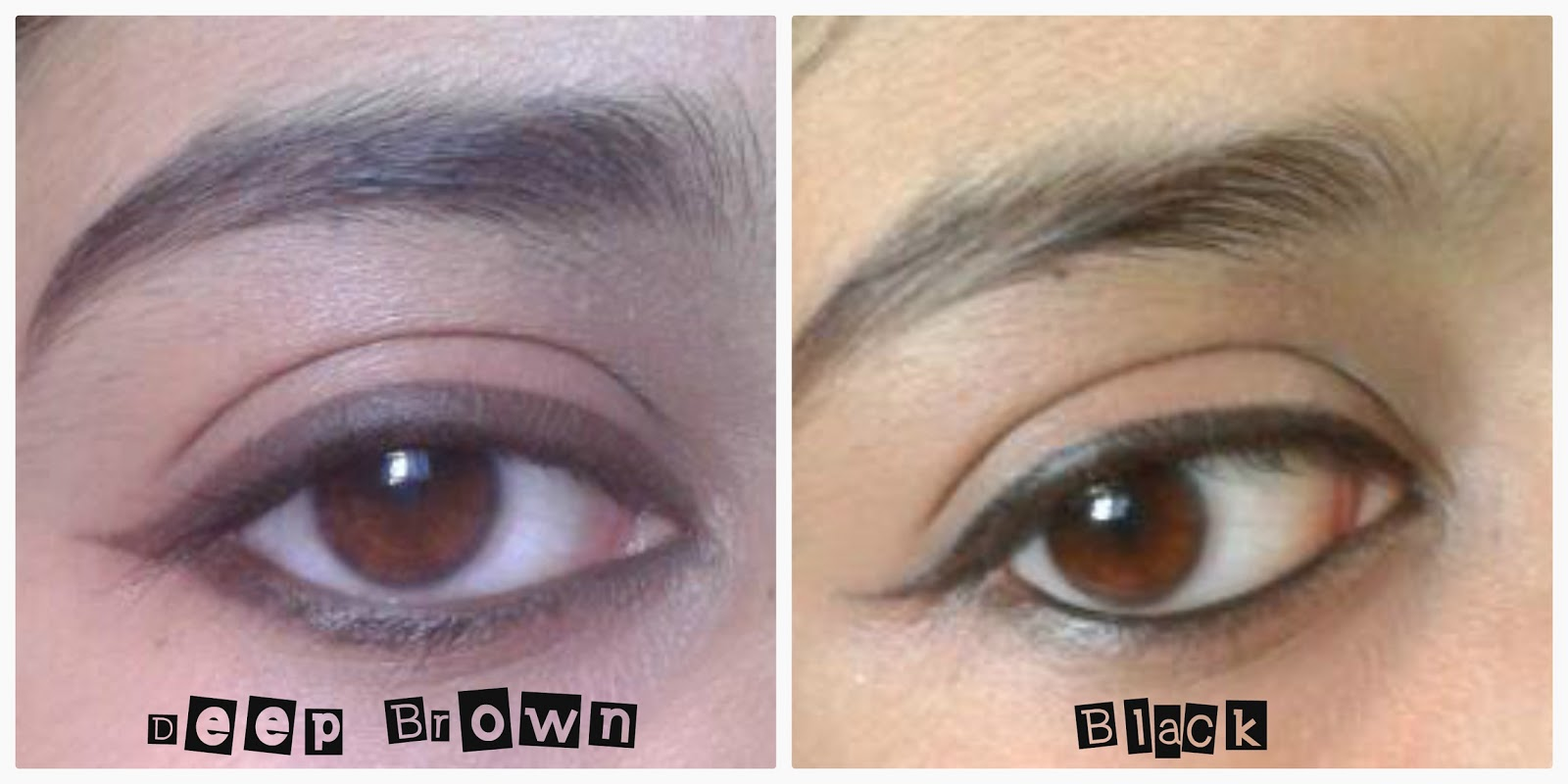 Brown Pencil Eyeliner Eyeliners For Brown Eyes India