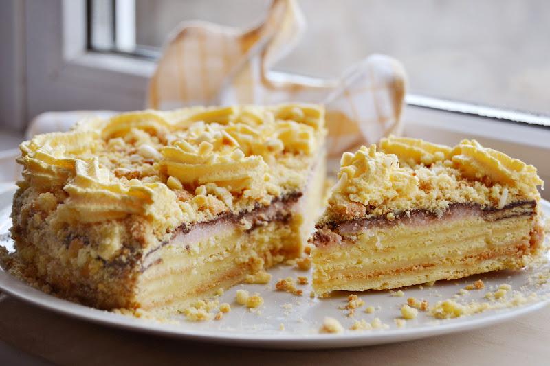 Песочный торт своими руками