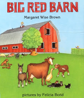 The Big Red Barn By Brown Farm Crafts and Activities