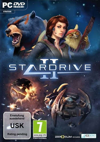 StarDrive 2 PC Full Español