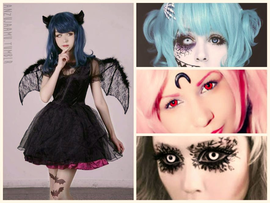 Top 4 Crazy Lenses for Halloween