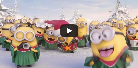 despicable me minion rush christmas trailer - Minion Rush Christmas
