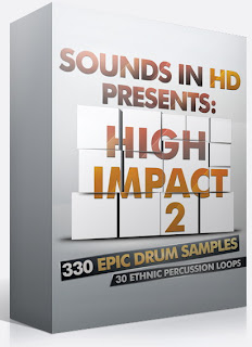 Sounds in HD High Impact 2 WAV