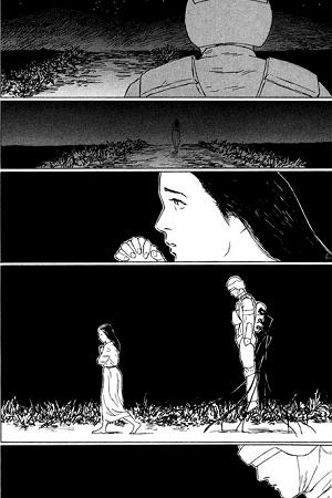 The Watchman Manga