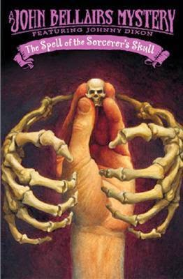 cover of the Spell of the Sorcerer's Skull by John Bellairs