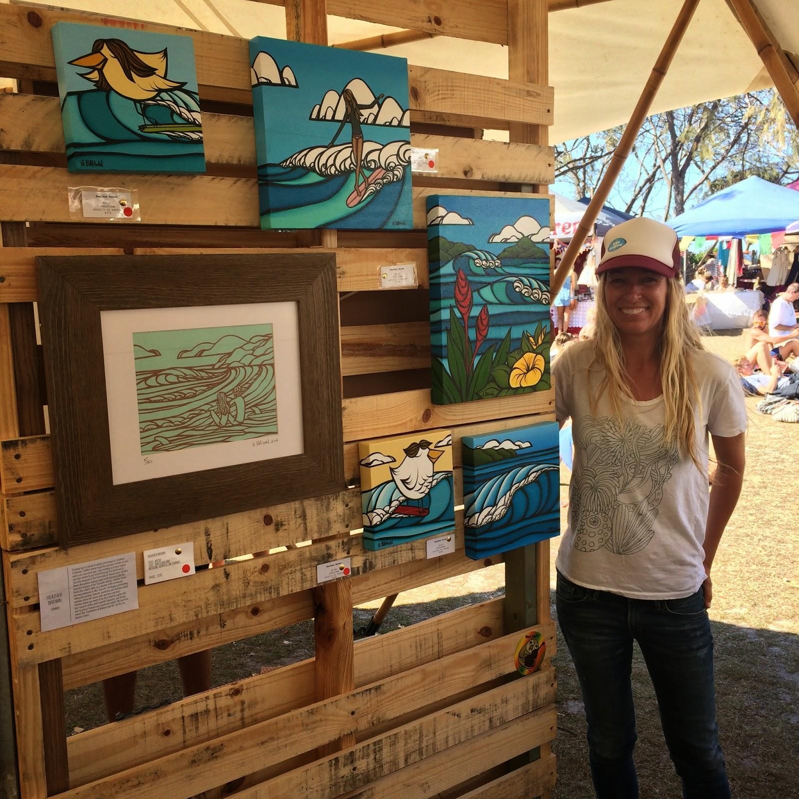 hawaii artist in australia
