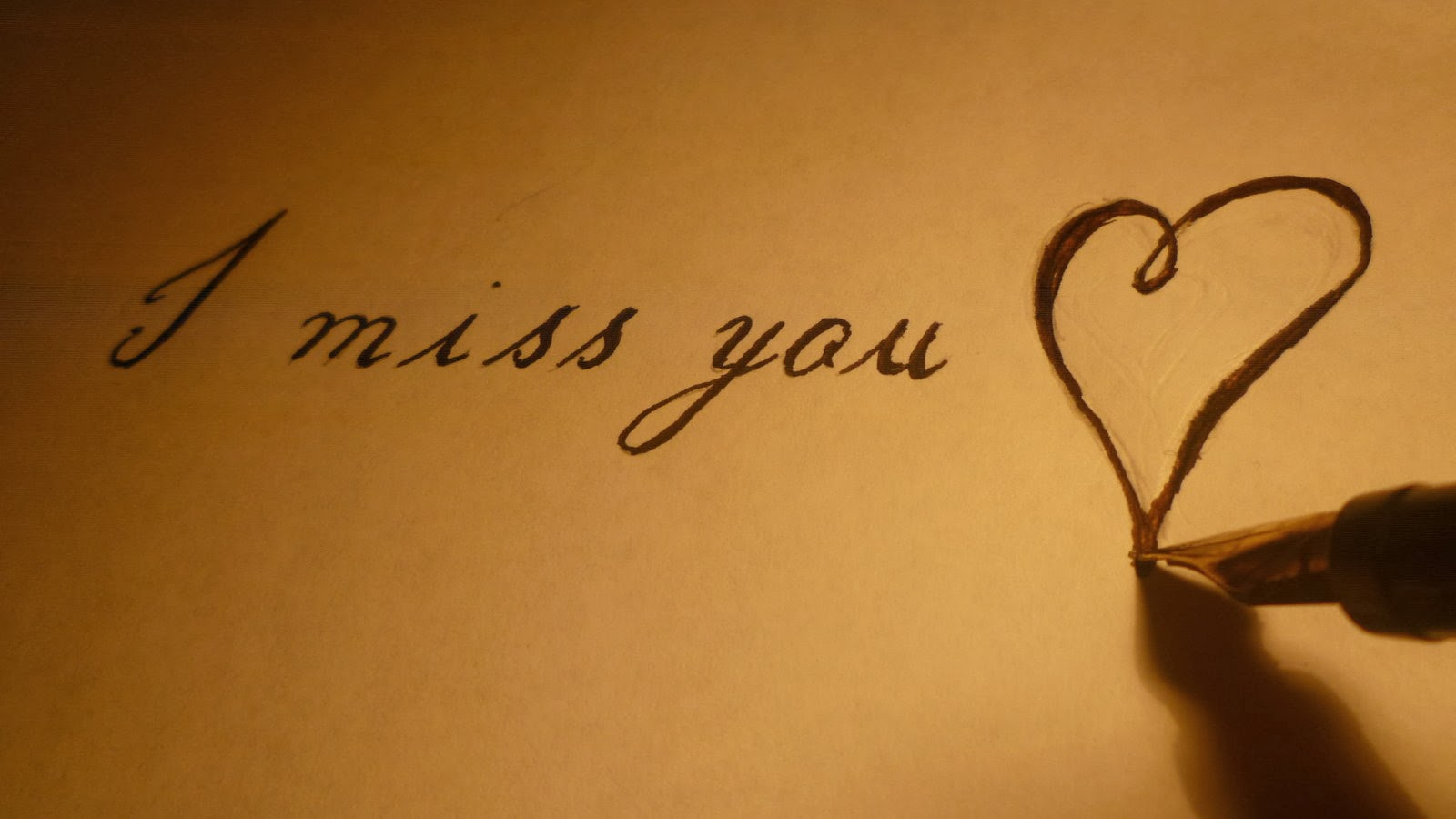 Miss You Missing u sms