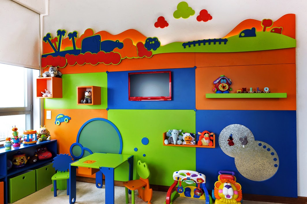 Arquiempresas oia muebles colores vibrantes y dise os for Muebles originales para ninos