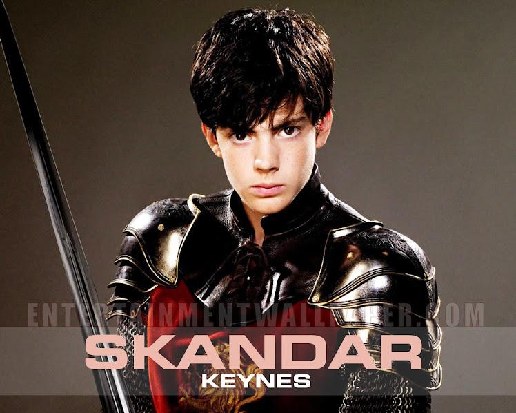 Skandar Keynes - Picture Actress