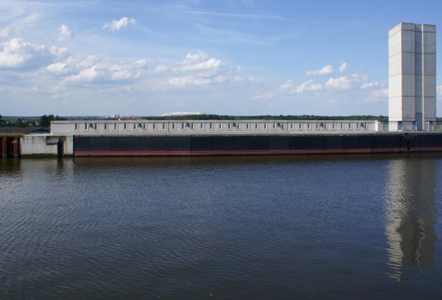 Aqueduto de Magdeburg: o maior do mundo