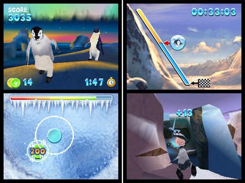 Jogo PS2 Happy Feet