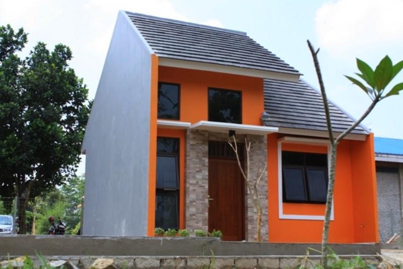 GAmbar Rumah tipe 40/90 Taman Fortuna Depok Sawangan