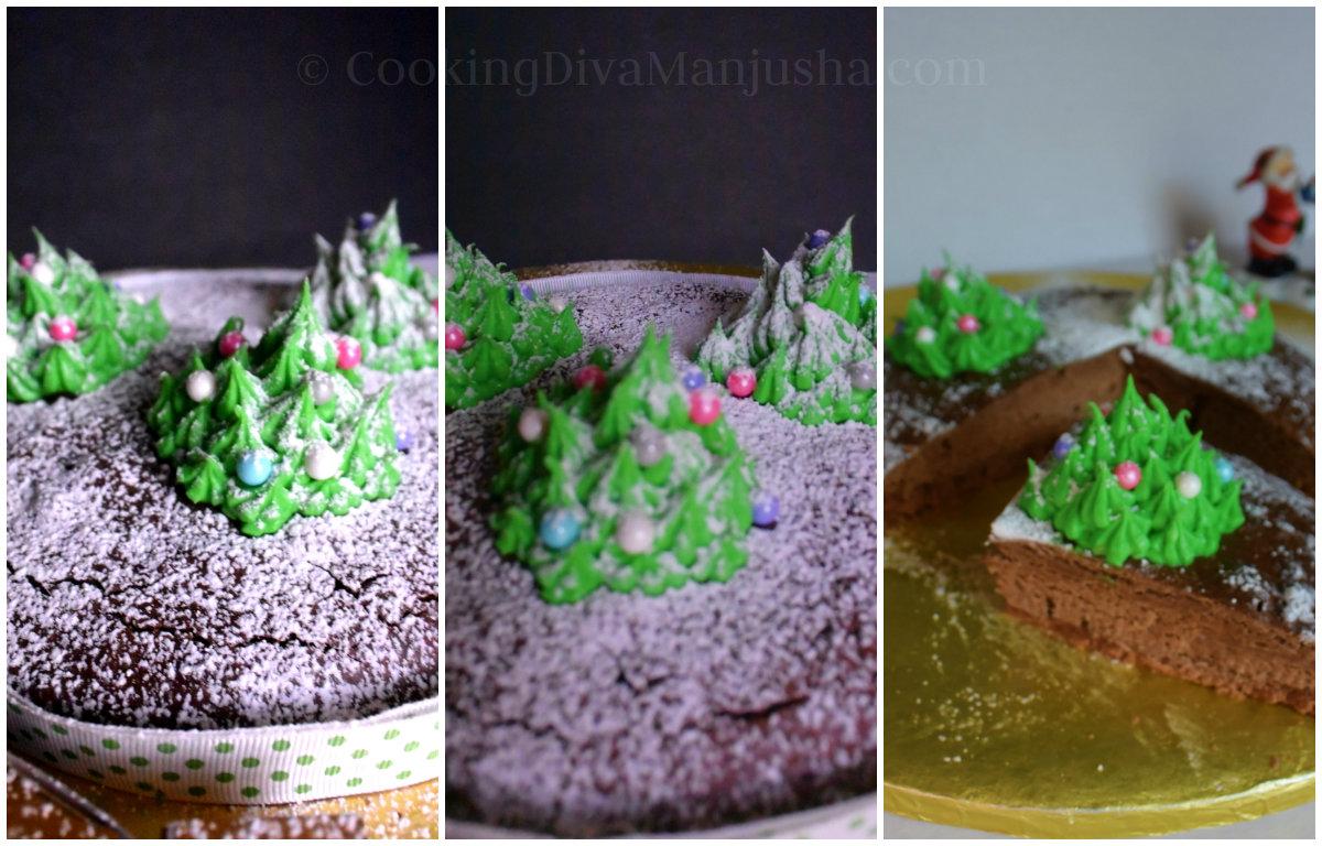 Cake Christmas Tree