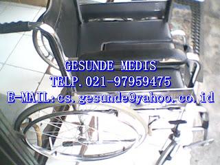 kursi roda bekas yang di jual di glodok