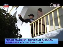 Gonçalo Amaral returns to Praia da Luz