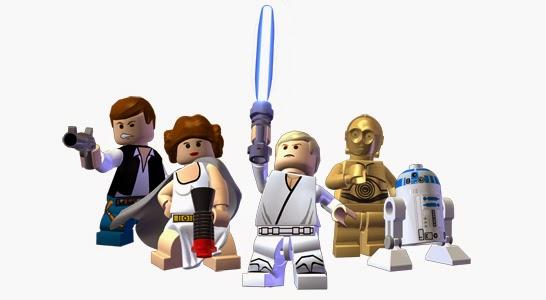 Smurfland Lego Star Wars Microfighter