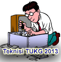 Operator dan Teknisi Tempat Uji Kompetensi Guru TUKG 2013