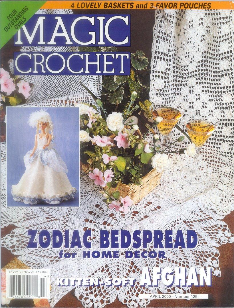 Magic Crochet : Magic Crochet No. 125 ~ Free Crochet Patterns