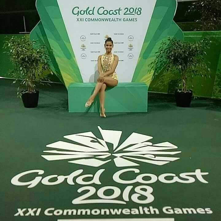 Meghana Reddy Gundlapally -  India's Best Rhythmic Gymnast