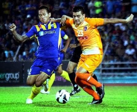 Gabriel Guerra PKNS FC 2015