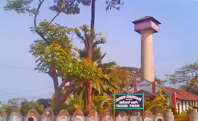 Tagore Park on light house hill