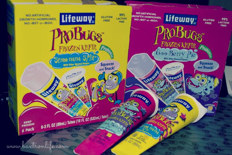 Lifeway Probugs Frozen Kefir