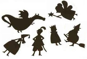 free shadow puppet templates - printable shadow puppets munchkins and mayhem