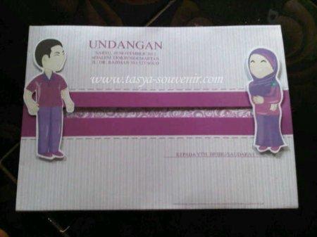 ... Klaten | Tempat Percetakan Kartu Undangan Pernikahan Murah Unik