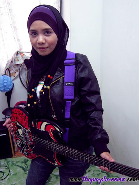 Rocks StyleEmily Guitar - Epiphone