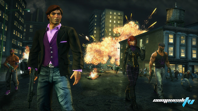 Saints Row The Third Complete Edition PC Full Español Skidrow Descargar