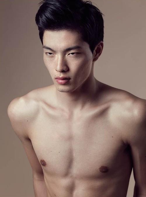 male on beautiful japanese