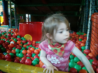bigger ball pool