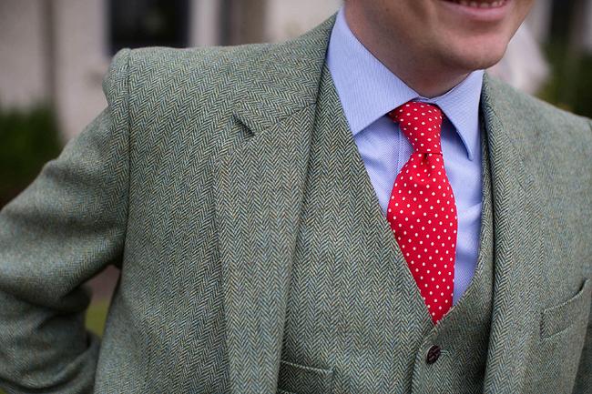 Wedding Photography Doonbeg Ireland, tweed three piece suit