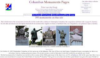 Christoper Columbus Armada Monuments
