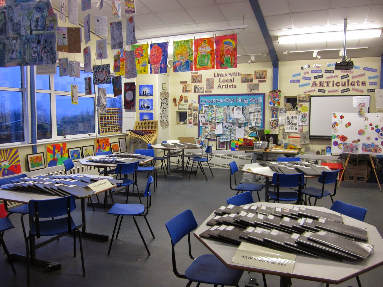 Our Art Room