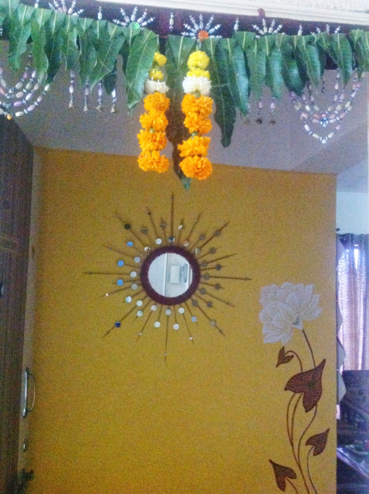 Lovely Flower Wall Decorations Ideas - The Wall Art Decorations ...