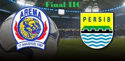 Arema Vs Persib Final Island Cup