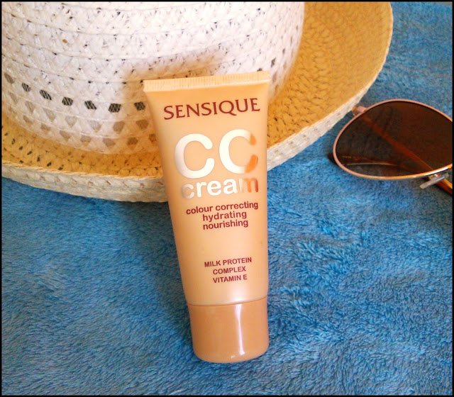 SENSIQUE CC cream
