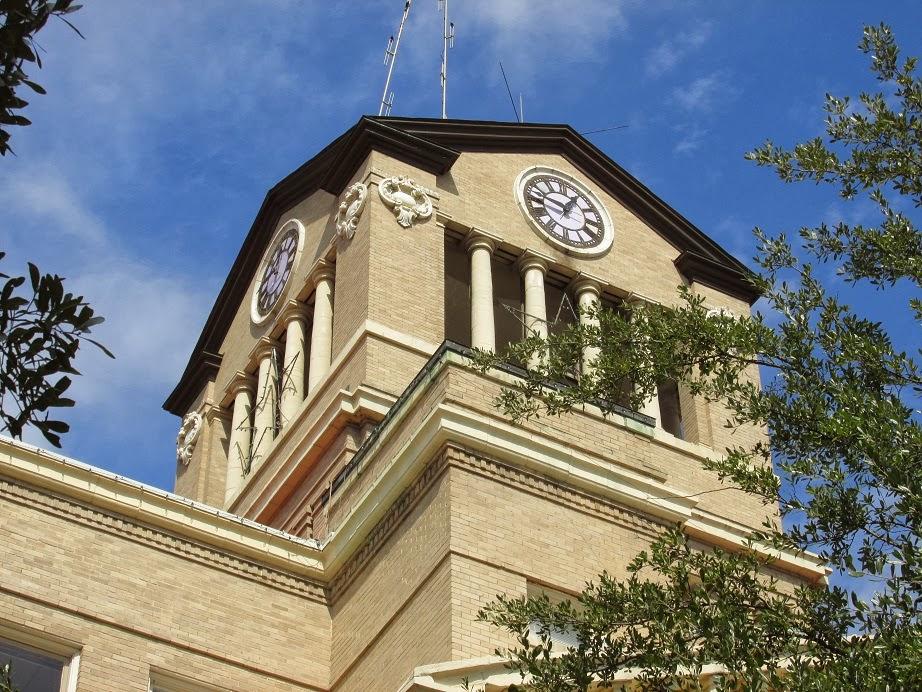 navarro county courthouse texas